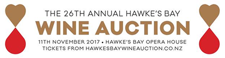 26th Annual Hawke's Bay Wine Auction